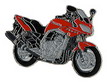 Jelvény Yamaha FZS1000 Fazer piros