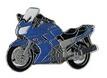 Jelvény Yamaha FJR1300 kék