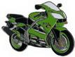 Jelvény Kawasaki ZX6R Ninja ´02