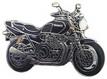 Jelvény Yamaha XJR1200  fekete