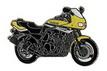Jelvény Yamaha FZS600 Fazer-S