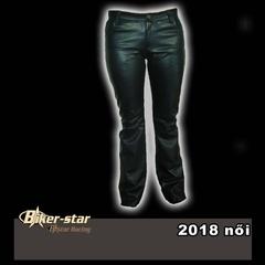B-STAR  bőr nadrág,női