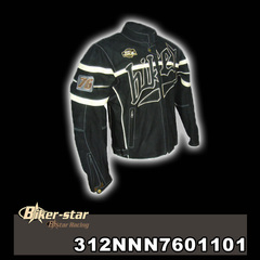 B-STAR bőrkabát, velúr