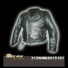 B-STAR bőrkabát