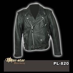 """B-STAR  """"Brando"""" fazonú bőrkabát 8200"""